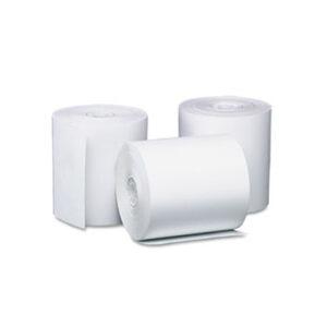 "3 1//8/"" x 230/' 50 Rolls Alliance Thermal Paper Receipt Rolls White"
